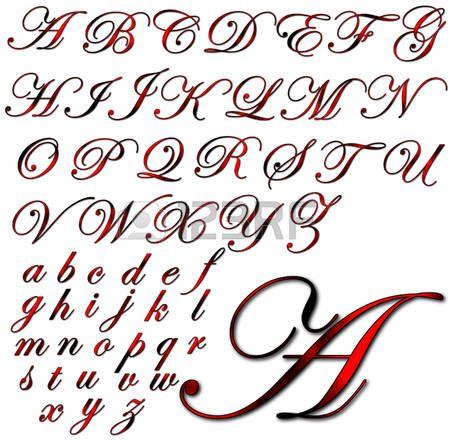 ABC, Alphabet, lettrage, dessin, photo