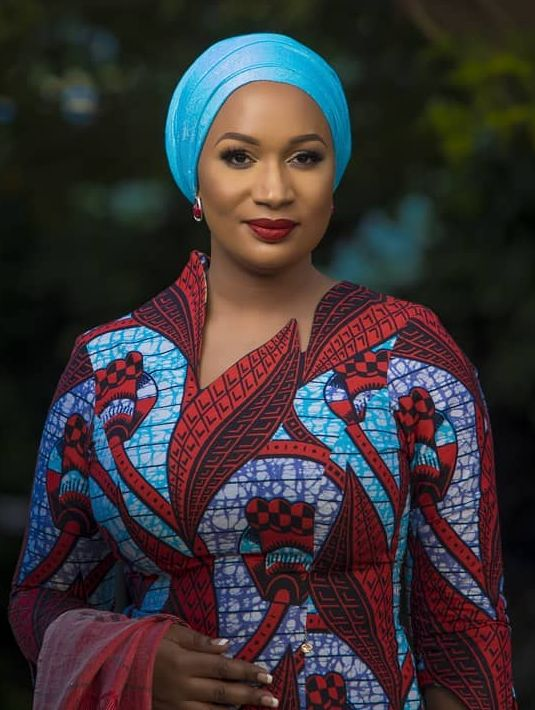 Samira Bawumia Fashion Photos