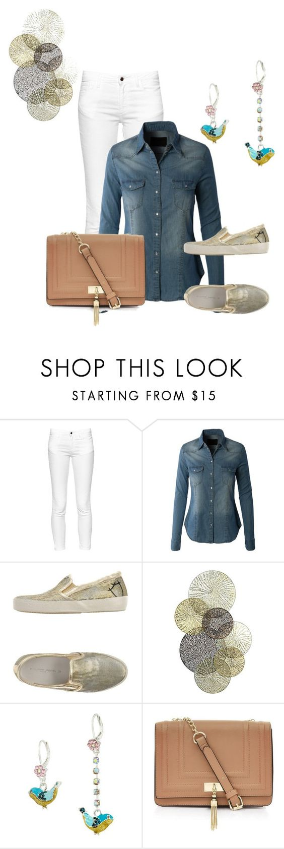 """""""Untitled #1940"""" by janicemckay ❤ liked on Polyvore featuring French Connection, LE3NO, Philippe Model, Universal Lighting and Decor and Betsey Johnson"""