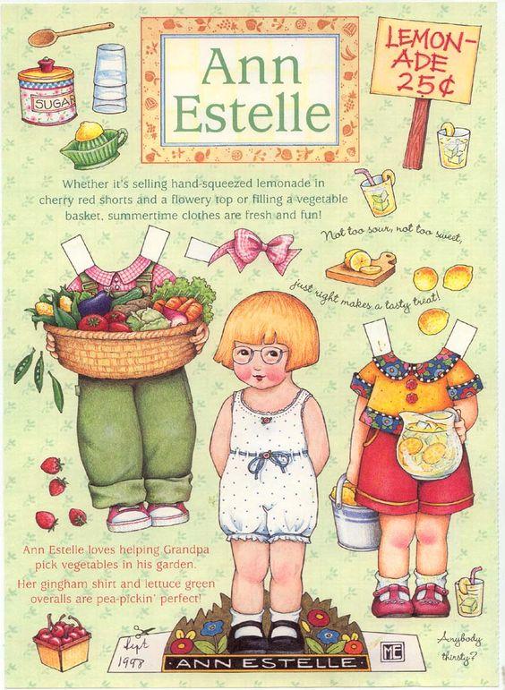 Ann Estelle (ME)