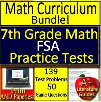 I Ready 7th Grade Math Answers