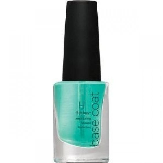 CND Cosmetics Treatments/Prep Stickey Base Coat, 0.33 oz