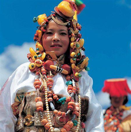 from Tibet