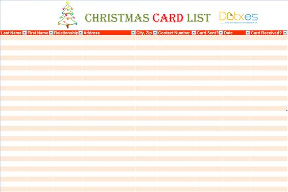 Club membership list template in MS Excel to help you in your - club membership template