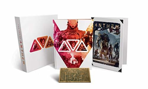 Pdf Download The Art Of Anthem Limited Edition Free Epub Book