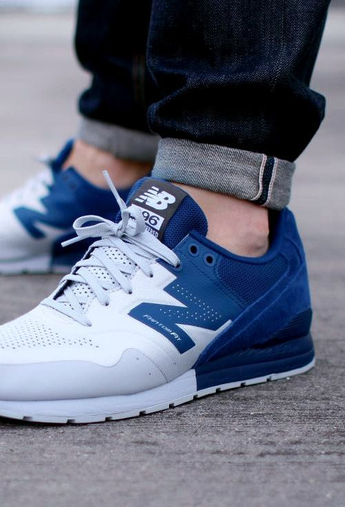 new balance mrl 420 omni navy and red trainers