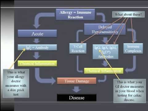 Watch this video for a breakdown on gluten sensitivity from Dr. Peter Osborne