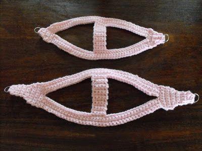 Luvs 2 Knit: Fácil arnés del perro