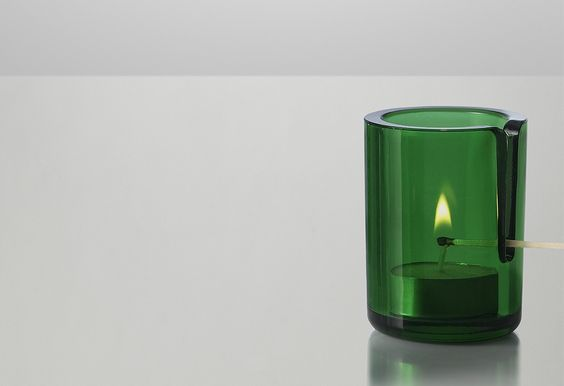 Muuto - Designs - Home Accessories - candlesticks - tealights - Match - Designed by Form Us With Love - muuto.com