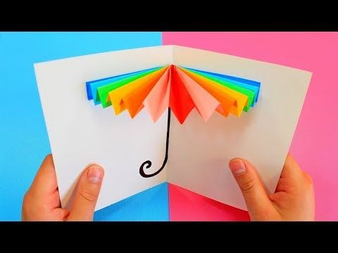 5 Ideas Of Amazing And Easy Greeting Cards Youtube Greeting