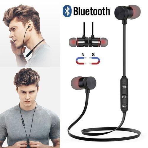 Bass Bluetooth Earphone Wireless Earphones With Mic Magnetic In Ear Bluetooth Earbuds Headset Earphone Headphones Bluetooth Earbuds