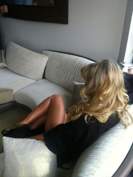 Hair + Legs= perfection  via: Grigoria@tumblr
