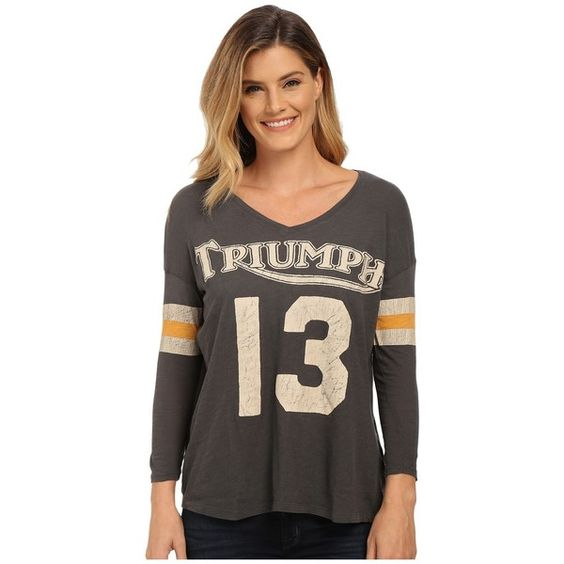 Lucky Brand Triumph Athletic Tee Women 39 S T Shirt 40