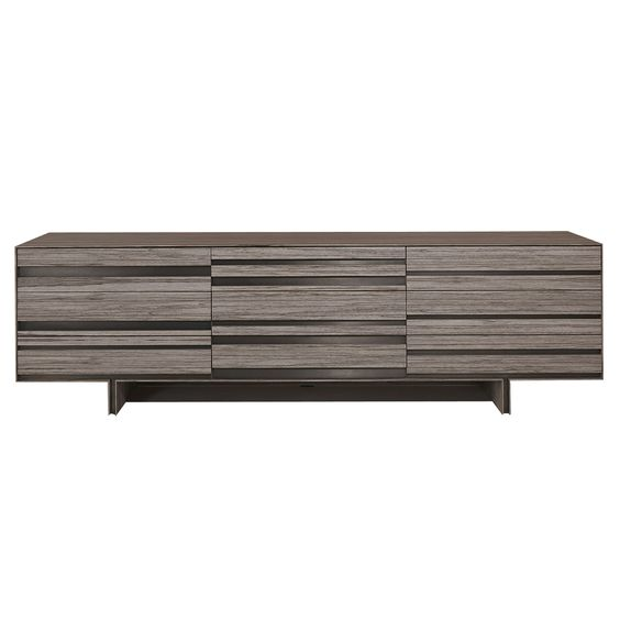 Contemporary Sideboard From Acerbis InternationalThe Ultra Modern Lyneus  Sideboard Can Be Wall Hung Or Floor Standing. It Is Characterised By Roundu2026