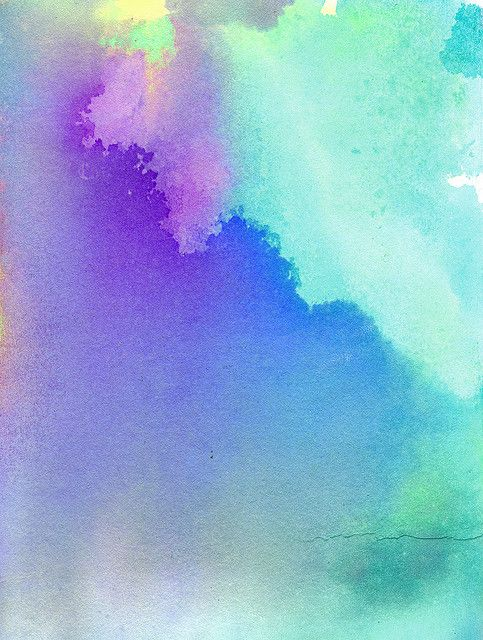 Large Water Colour Palette With Paints