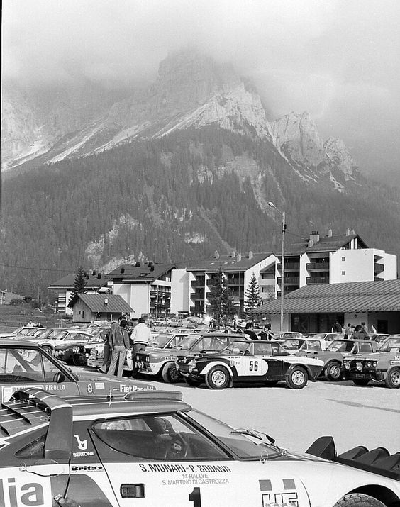 Lancia Stratos et al.
