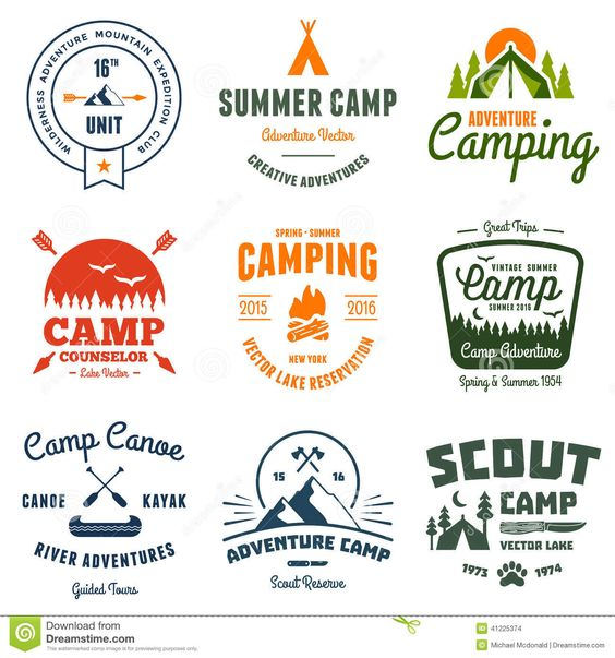 Vintage Camp Graphics - Download From Over 39 Million High ...