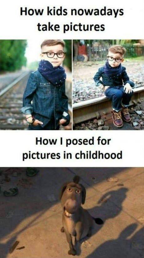 I Still Pose Like That