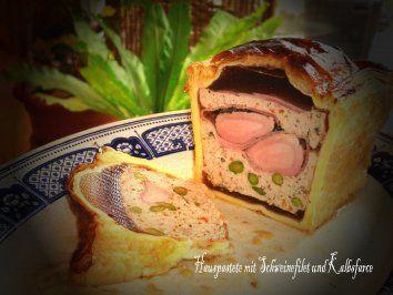 H A U S P A S T E T E Rezept - Rezepte kochen - kochbar.de