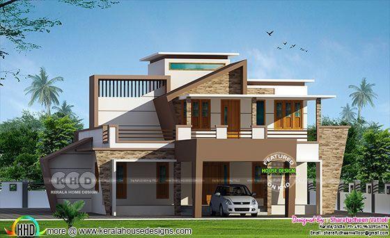 Bosswood Southwestern Style Home Unique Floor Plans House Plans Affordable House Plans