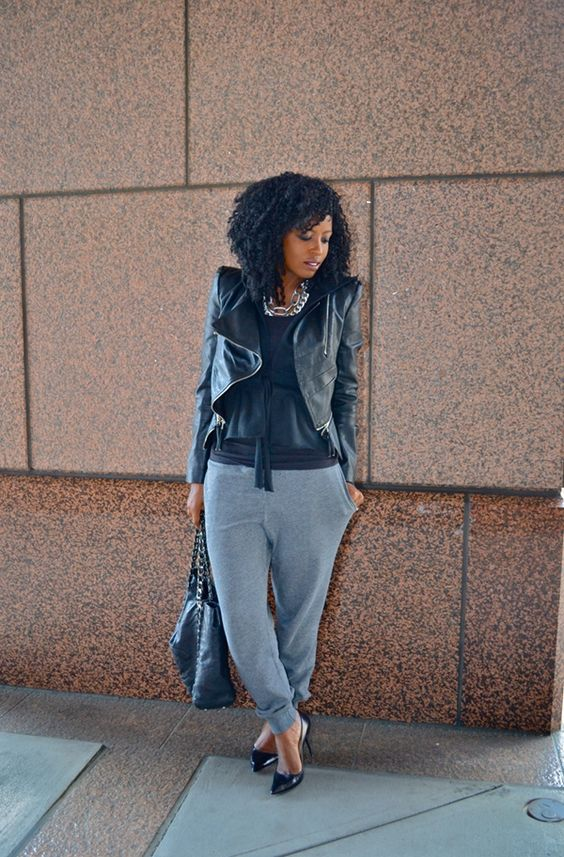 FashionDRA | Fashion Style : Incredible Sweatpants looks to try