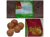Santa Claus in Town Marzipan Kartoffeln #Ciao