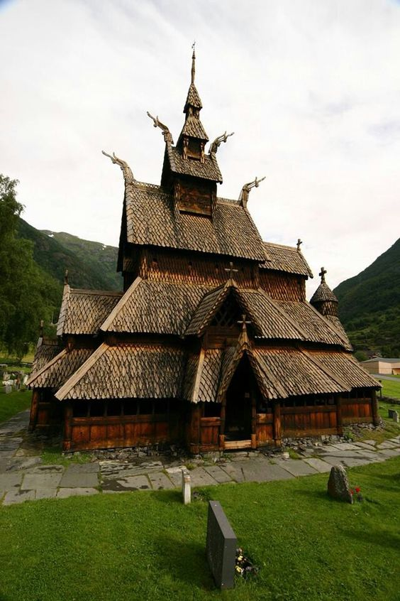 Norway Church Built In 1180