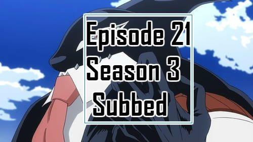 My Hero Academia Season 3 Episode 21 English Subbed With Images
