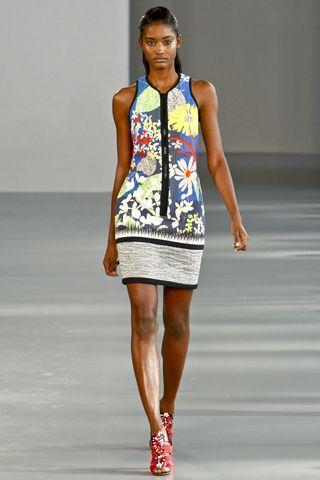 Peter Pilotto Floral Dress