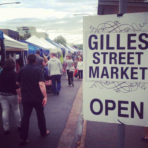 Enjoying the Funky & Fashionable Gilles Street Market. #Adelaide #southaustralia #gilesstmarket
