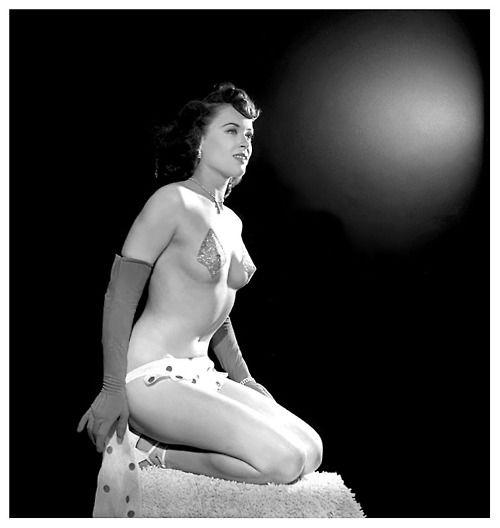 Burlesque Pat Flannery