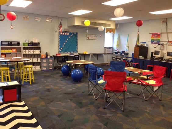 Collaborative Classroom Seating : Alternative seating in my classroom scheduled via http