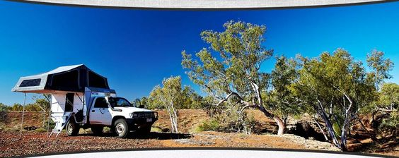Australian Made Slide-on Campers and Camper Trailers Sunshine Coast   Trayon Campers Queensland