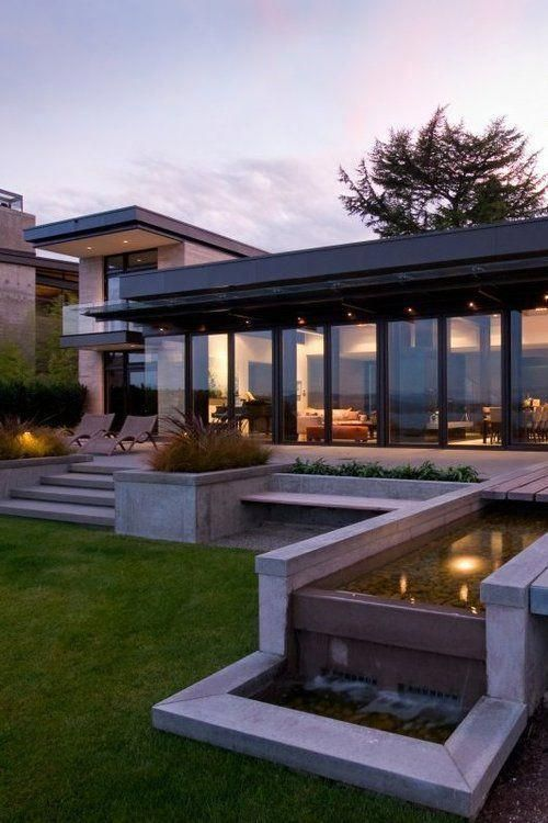 Modern Architecture History Contemporaryhouse Contemporary House Design Modern House Design Architecture House Contemporary house style history