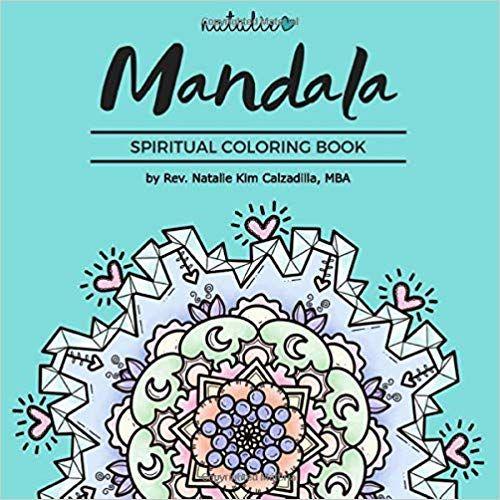 Amazon Com Mandala Spiritual Coloring Book A Spiritual Tool For Transformation Healing Grieving Inspiration And Mani Coloring Books Spiritual Tools Books
