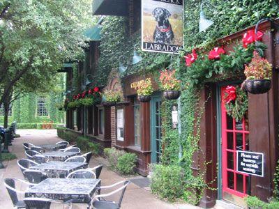 Black Labrador Pub.