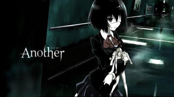 #Anime #Another #AyatsujiYukito #KiyoharaHiro #reseñadeanime #TsutomuMizushima #otaku