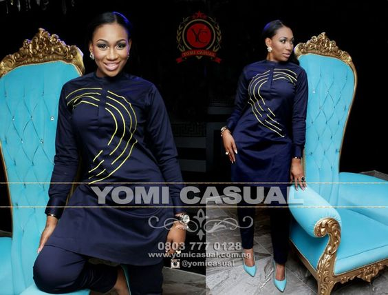 "Yomi Casual casts Uti Nwachukwu, Ebube Nwagbo, Alex Ekubo, Melvin Oduah & More in ""Fantastic Man"" Collection"