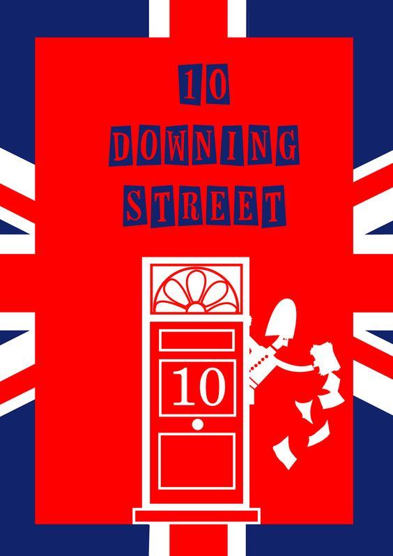 10 Downing Street-LONDON (Londres)   #london #londres #horseguard