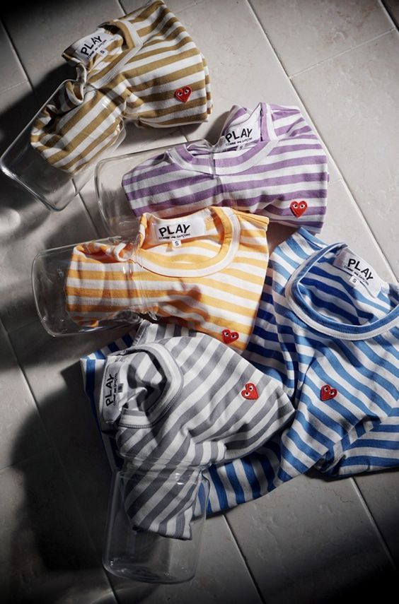 Crispculture Cdg Cute Outfits Cool Outfits Clothes