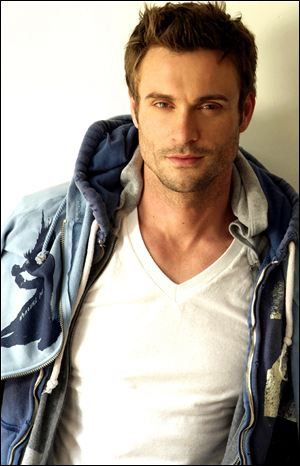 Daniel Goddard ~ aka Cane on The Young and the Restless - Click image to find more hot Pinterest pins