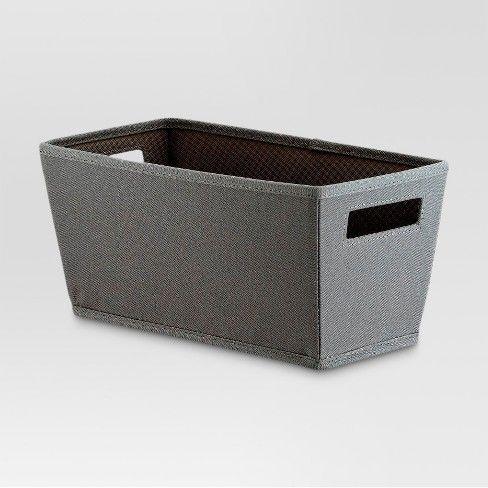 Fabric Quarter Bin Threshold Fabric Buy Fabric Outdoor Storage Box
