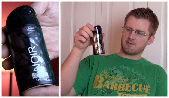 Bath & Body Works Noir Body Spray Review