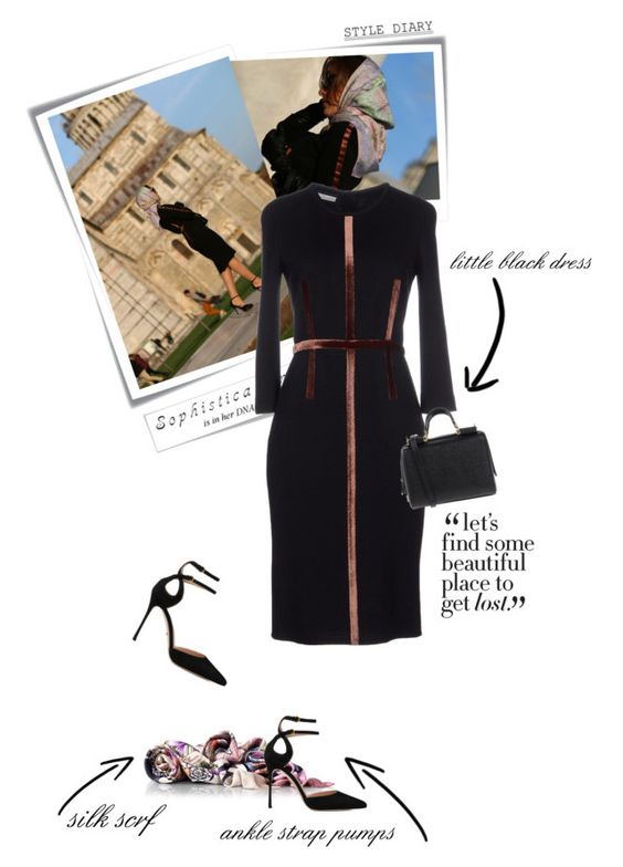 """""""Me"""" by theitalianglam ❤ liked on Polyvore featuring Post-It, Gucci, Sergio Rossi, Aquilano.Rimondi, Dolce&Gabbana, gucci, SergioRossi and aquilanorimondi"""