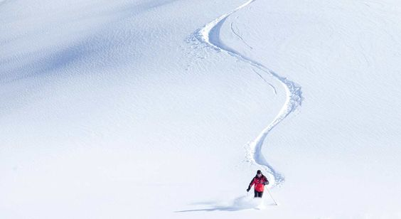 El Bolson Patagonia Argentina The best snow!!!!