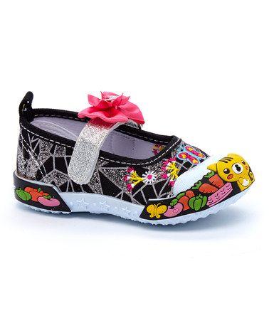 Look at this #zulilyfind! Black Mary Jane Sneaker #zulilyfinds