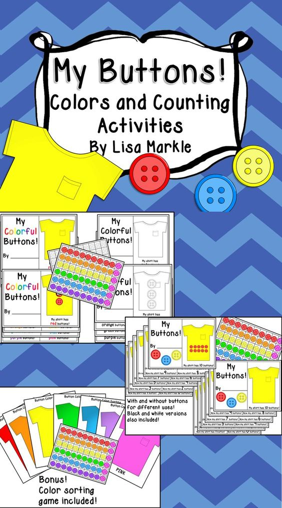 Activities for Preschoolers - Hands On As We Grow