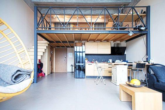 Ganhe uma noite no Spacious loft near the city centre - Lofts para Alugar em Vilnius no Airbnb!