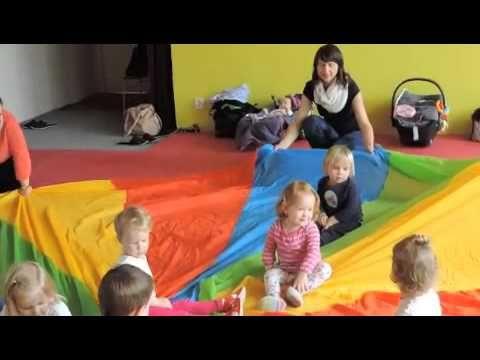 Batolata v akci (1,5 - 4 roky) - zpívání, cvičení, tvoření a hraní pro děti