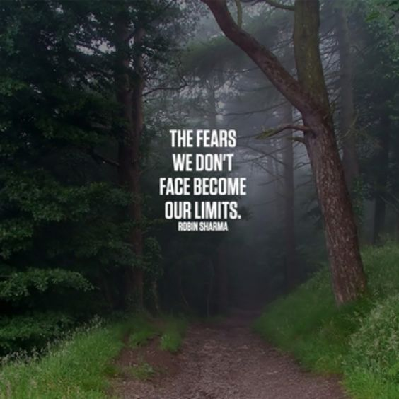 face your fear - Google Search: